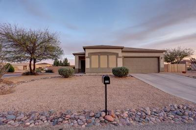Pima County Single Family Home Active Contingent: 7031 W Timberleaf Drive