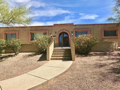 Tucson Single Family Home For Sale: 4422 N Avenida De Paz