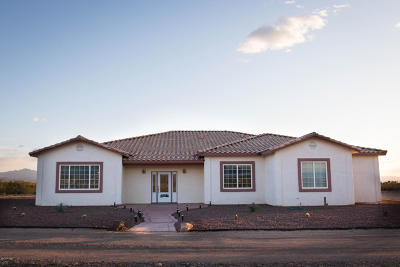 Single Family Home For Sale: 11400 E Old Vail Road