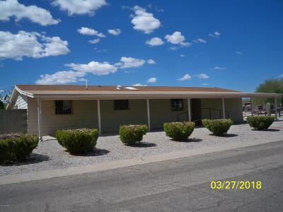 Catalina, Corona De Tucson, Green Valley, Marana, Oro Valley, Sahuarita, South Tucson, Tucson, Vail Manufactured Home Active Contingent: 3740 S Bobby Drive