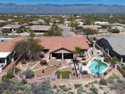 Single Family Home For Sale: 11030 E Calle Linda Vista