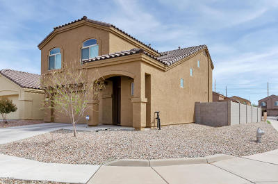 Tucson Single Family Home Active Contingent: 2027 W Mountain Pointe Drive