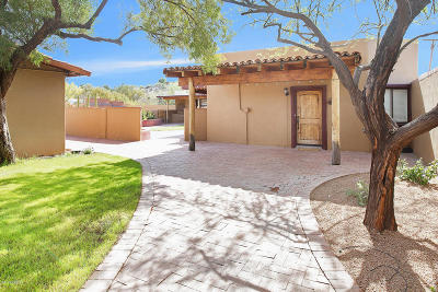 Tucson Single Family Home For Sale: 4750 N Campbell Avenue