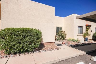 Tucson Townhouse For Sale: 2499 N Ironwood Ridge Drive