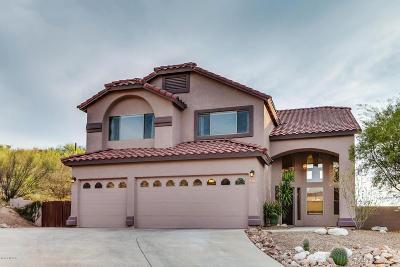 Single Family Home For Sale: 7790 E Beautiful Place