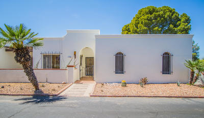 Pima County Townhouse For Sale: 2739 N Camino Valle Verde