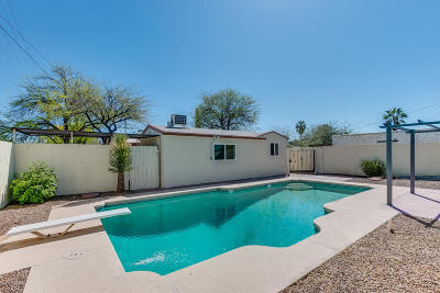 Tucson Single Family Home For Sale: 1749 E Spring Street