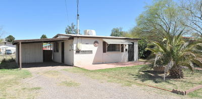 Tucson Single Family Home For Sale: 2742 N Eastgate Drive