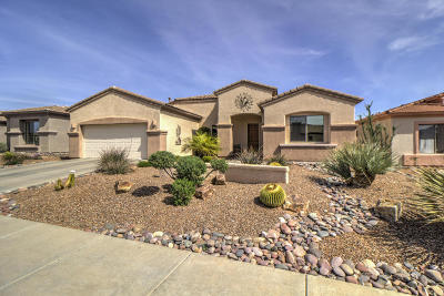 Green Valley Single Family Home For Sale: 5092 S Via Loma Verde
