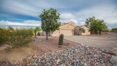 Tucson Single Family Home Active Contingent: 7842 N Via La Habra