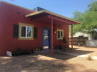 Tucson Single Family Home For Sale: 3770 E Hardy Drive
