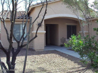 Tucson Single Family Home Active Contingent: 2511 W Brandy Crest Drive