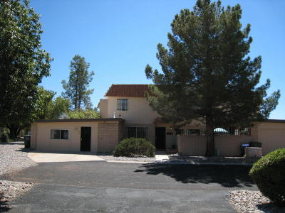 Tucson Townhouse For Sale: 8440 E Foursome Lane