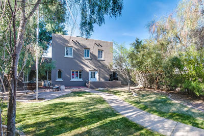 Single Family Home For Sale: 1321 E Mabel Street