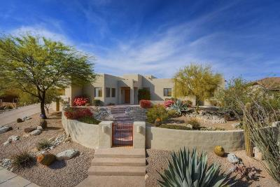 Oro Valley Single Family Home For Sale: 704 W Bright Canyon Drive