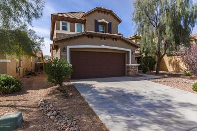 Pima County, Pinal County Single Family Home Active Contingent: 4790 E Canary Grass Drive