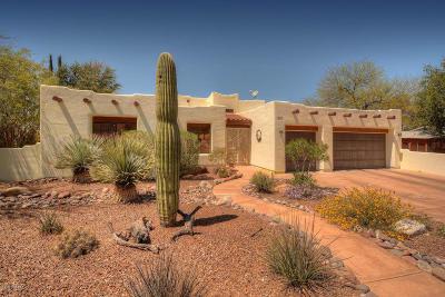 Corona de Tucson Single Family Home For Sale: 160 S Atlanta Drive