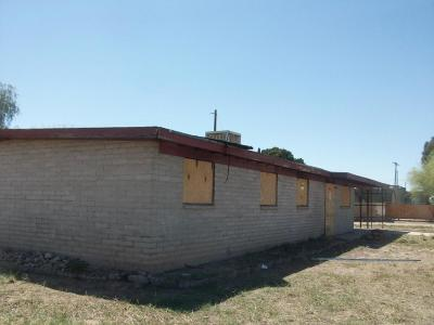 Tucson Single Family Home For Sale: 359 W Lerdo Road