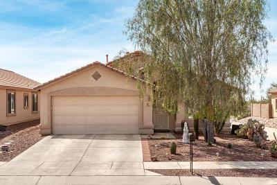 Marana Single Family Home Active Contingent: 12529 N Crimson Vista Drive