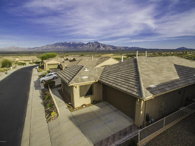 Green Valley Single Family Home For Sale: 2021 W Cactus Run Drive