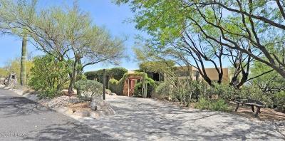 Pima County, Pinal County Single Family Home For Sale: 6361 N Canon Del Pajaro