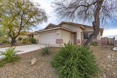 Oro Valley Single Family Home For Sale: 2314 E Mortar Pestle Drive