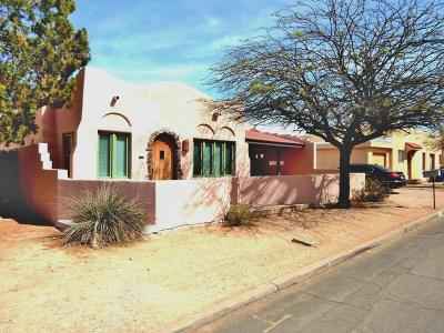 Pima County Single Family Home Active Contingent: 1218 N Olsen Avenue