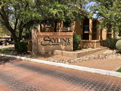 Tucson Condo For Sale: 6651 N Campbell Avenue #123
