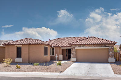 Marana Single Family Home Active Contingent: 12299 N Wind Runner
