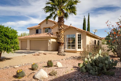 Oro Valley Single Family Home For Sale: 1390 W Rose Quartz Place