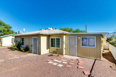 Tucson Single Family Home For Sale: 4221 E Pima Street