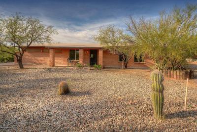 Tucson Single Family Home For Sale: 380 W Placita De La Poza