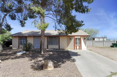 Single Family Home For Sale: 2502 W Vereda De La Tierra