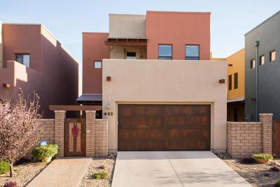Tucson Single Family Home Active Contingent: 412 E Croydon Park Road