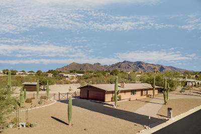 Tucson Single Family Home For Sale: 1330 W Whispering Hills Drive