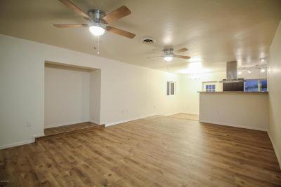 Pima County Single Family Home For Sale: 5315 S San Joaquin Avenue