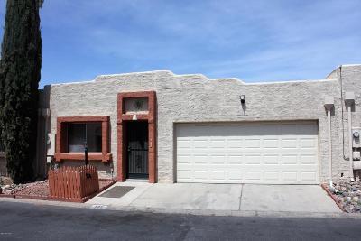 Tucson Townhouse Active Contingent: 966 W Paria Lane