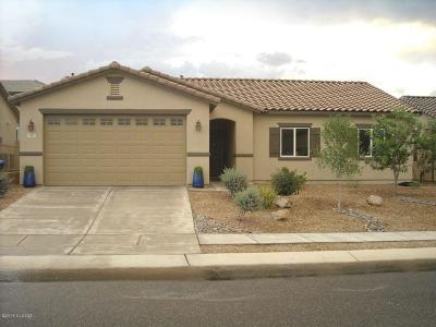 Sahuarita Single Family Home For Sale: 56 W Via Costilla