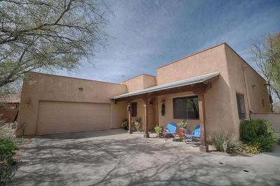 Pima County Single Family Home For Sale: 3915 N Vine Avenue