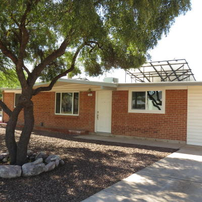 Pima County Single Family Home Active Contingent: 1429 W Gardner Street