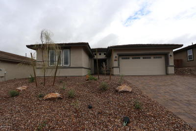 Single Family Home For Sale: 7220 W Secret Bluff Pass W