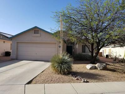 Tucson Single Family Home For Sale: 3687 W Sunglade Drive