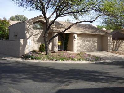 Tucson Single Family Home Active Contingent: 3190 N Brittlebush Lane