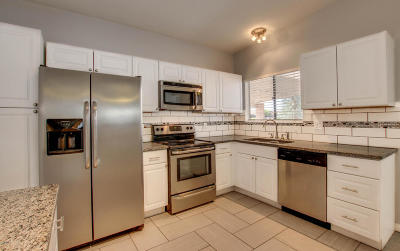 Pima County Single Family Home Active Contingent: 7008 N Village View Drive