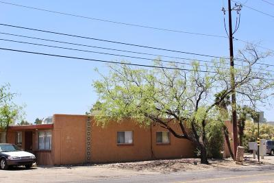 Tucson Residential Income For Sale: 730 E Limberlost Drive