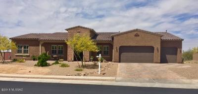 Oro Valley Single Family Home For Sale: 11837 N Luzon Court