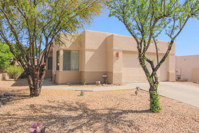 Tucson Single Family Home Active Contingent: 4180 W Golder Star Place