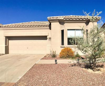 Oro Valley Townhouse For Sale: 13401 N Rancho Vistoso Boulevard #190