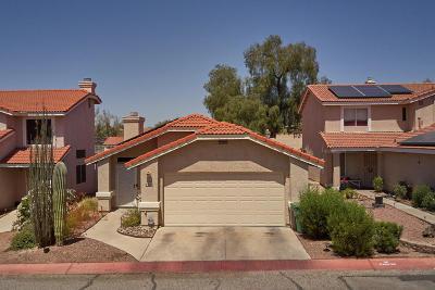 Tucson Single Family Home Active Contingent: 4656 W Weathervane Street