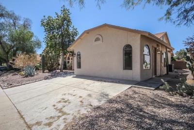Tucson Single Family Home For Sale: 9691 N Camino Del Fierro